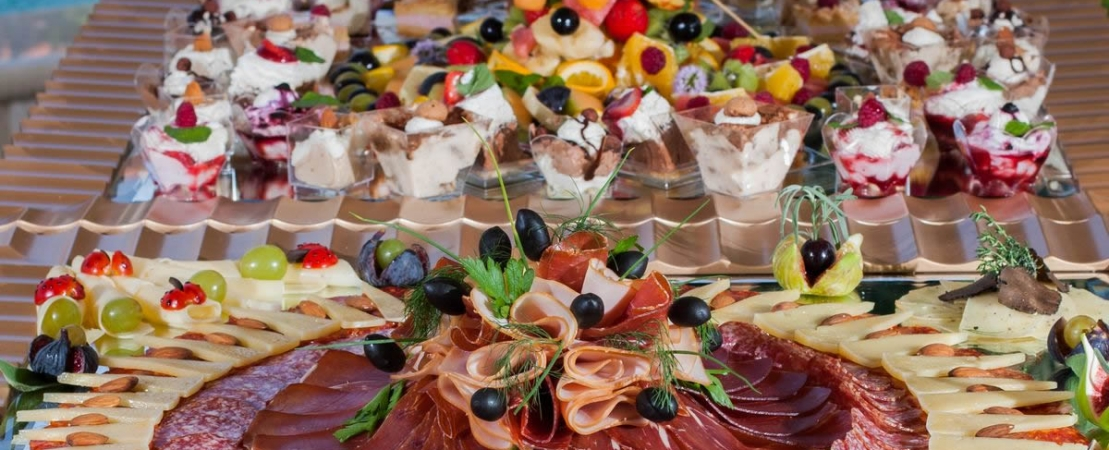 Oasi - boutique hotel Pula - Catering
