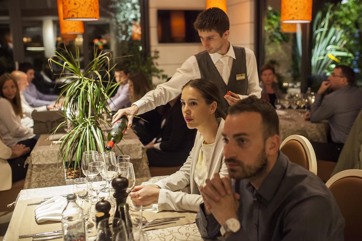 Boutique hotel Oasi - Restaurant